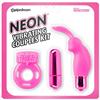 Neon Kit De Placer Para Parejas Rosa