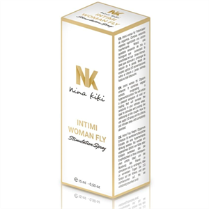 Nina Kikí Intimi Womanfly Spray Potenciador Orgasmo