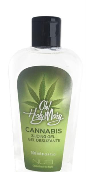 Nuei Gel Lubricante Oh! Holy Mary Cannabis