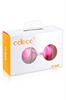Odeco - Bolas Chinas / Smartballs (Rosa)