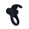 Ohhhbunny OhhhBunny - Frisky conejito Anillo Vibrador Negro
