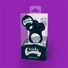 Ohhhbunny - OhhhBunny - Frisky conejito Anillo Vibrador Negro
