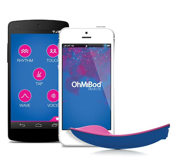 Ohmibod BlueMotion NEX 1 (Controlado por App)