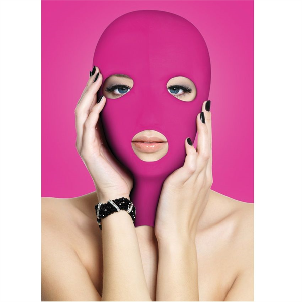 Ouch! Ouch Subversión (Mascara Rosa)