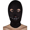 Ouch Mascara Balaclava con Mordaza Transpirable