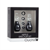 Ouch! - Ouch Set Erector Pezones Negro
