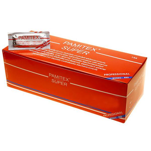 Pamitex Preservativos Rojos 144