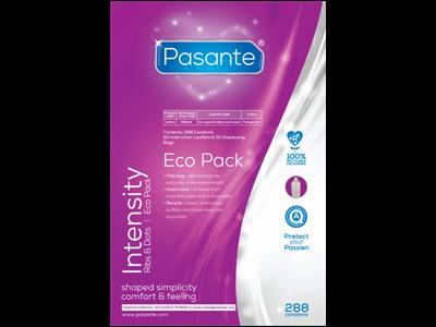 Pasante - Intensity (Ribs & Dots) Eco Pack