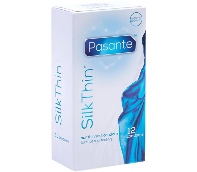 Pasante Silk Thin 12