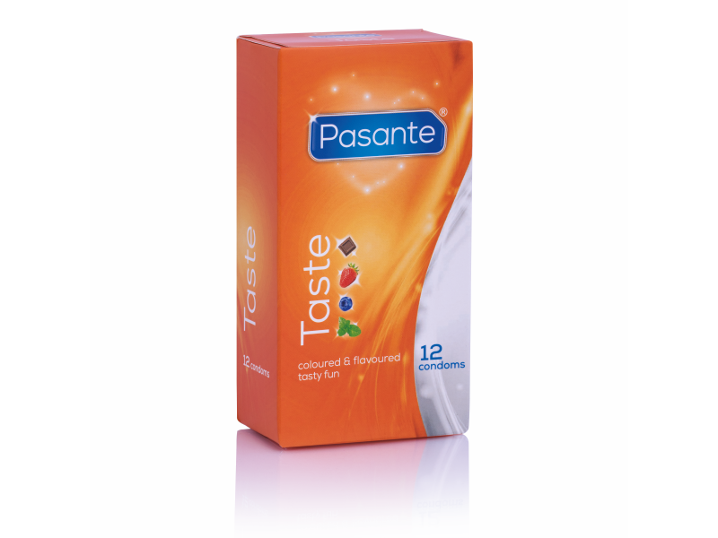 Pasante - Mixed Flavours 12