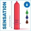 Pasante - Pasante Preservativos Sabores 144 Unidades
