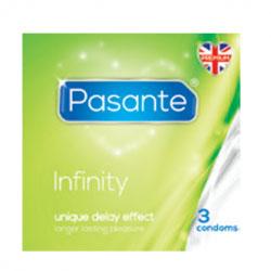 Pasante - Vending Infinity  (12 Cajitas de 3 uds.)
