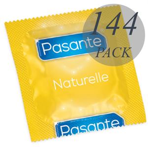 Pasante - Pasante Condom Gama Naturelle 144 Unidades