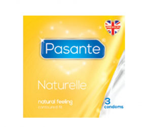 Pasante - Vending Naturelle (12 Cajitas de 3 uds.)