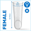Pasante - Pasante Preservativo Femenino Sin Latex  30 Unidades