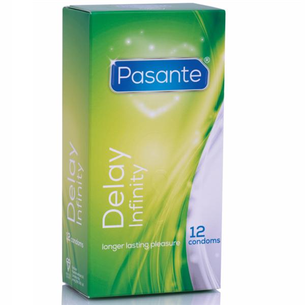 Pasante Preservativo Retardante 12 Unidades