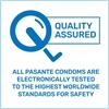 Pasante - Pasante Preservativos Punteados Más Placer 12 Unidades