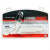 Perfect Fit - Armour Knight - Xl - S/M Funda Con Banda Transparente