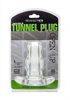 Perfect Fit - Perfect Fit Double Tunnel Plug Xl - Transparente