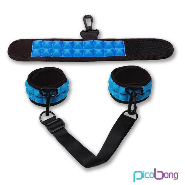 Picobong - Resist No Evil Esposas Azul