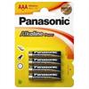 Pilas Pila Lr03/Aaa Panasonic Powermax3