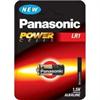 Pilas Pila Lr1 Alcalina Panasonic Powercells