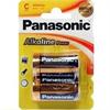 Pilas Pila Lr14/ C Panasonic Power Protection