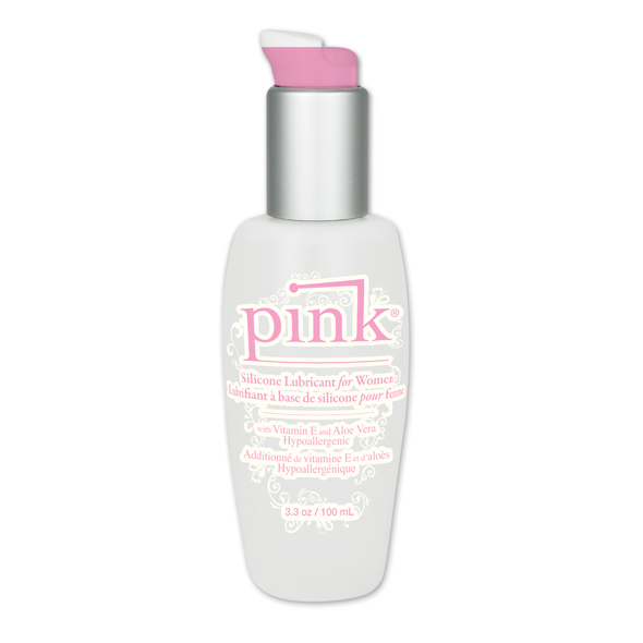 Pink - Pink - Lubricante de Silicona 100 ml