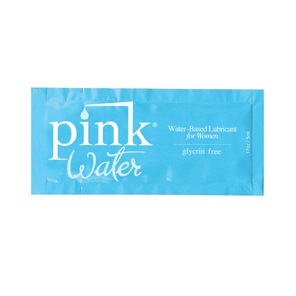 Pink - Pink - El agua lubricante a base de agua 5 ml