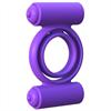 Pipedream - Fantasy C-ringz Silicone Doble Vibrador Delight