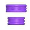 Pipedream - Fantasy C-Ringz Anillos Max-Width de Silicona Púrpura