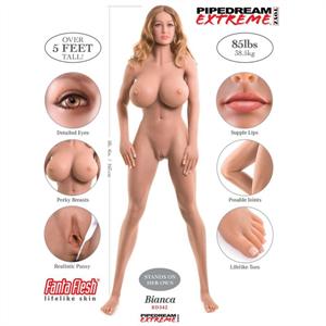 Pipedream  Muñeca Ultimate Fantasy Dolls Bianca (163 Cm)