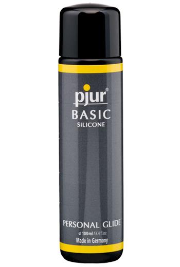 Pjur lubricante de silicona 100ml - Lubricante de silicona ...