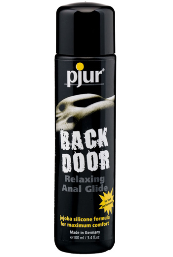 Pjur Backdoor Lubricante 100 ml (Relaxing Anal Glide)