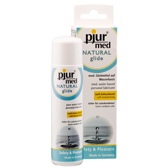 Pjur - Med Natural Gilde (100ml)