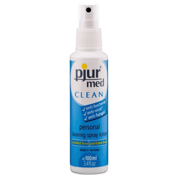Pjur - Pjur - Med Clean Spray 100 ml