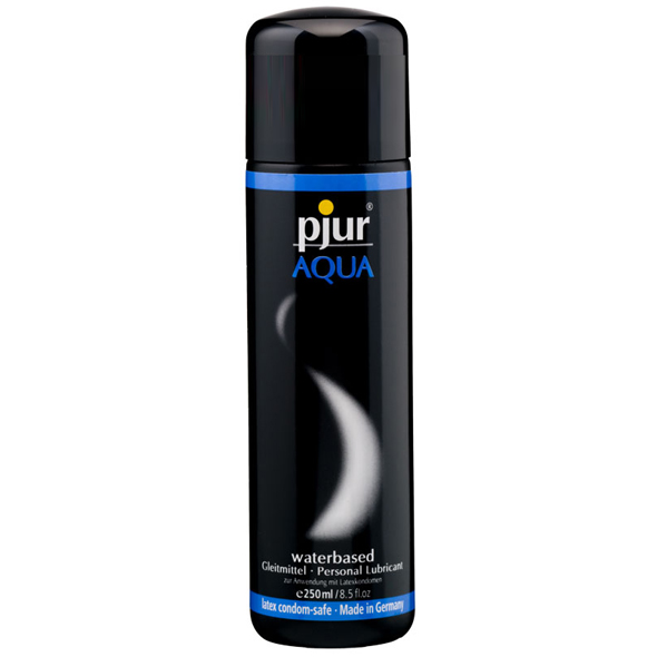 Pjur - Pjur Aqua Lubricante Anal 250 ml