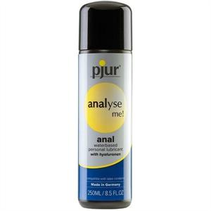 Pjur Analyse Me Lubricante Agua Anal 250 Ml