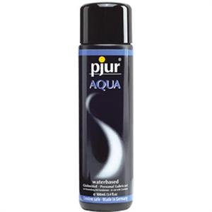 Pjur Basic Lubricante Base Agua 100 Ml