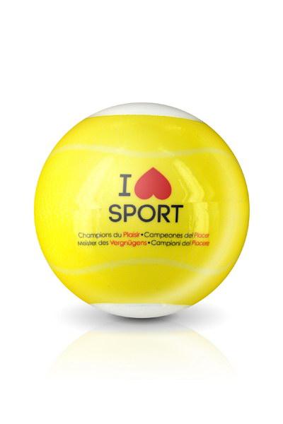 Plaisir Secret Masturbador I Love Sport Tennis