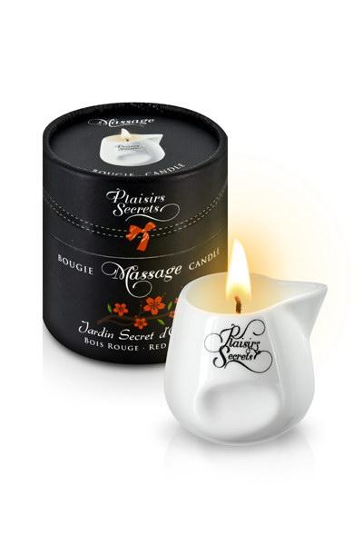 Plaisir Secret Vela Aroma D Orient Bois Rouge 80ml
