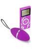 Plaisir Secret Huevo Remoto Vibrador (Lila)