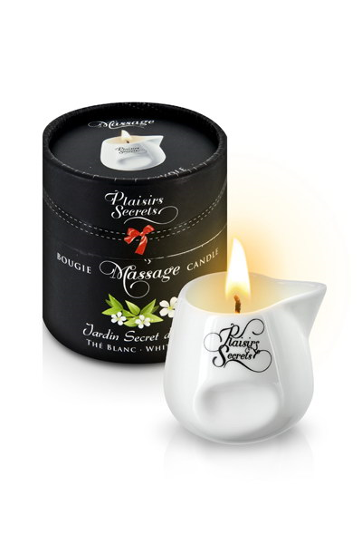 Plaisir Secret Vela Aroma Exótica Oriental 80ml