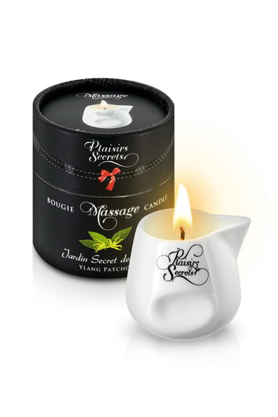 Plaisir Secret Vela Aroma Ylang/Pat 80ml