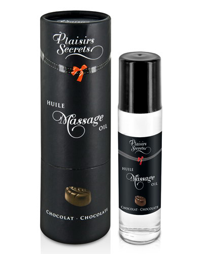 Plaisir Secret Aceite Masaje Chocolate 50ml.