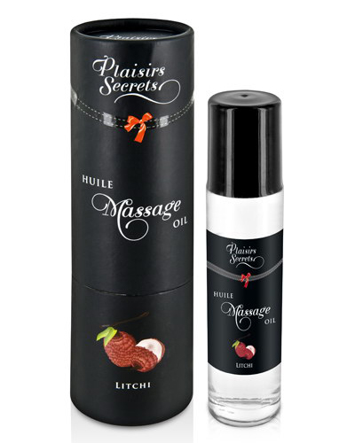 Plaisir Secret Aceite Masaje Litchi 50ml.