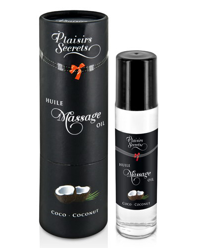 Plaisir Secret - Aceite Masaje De Coco 50ml.