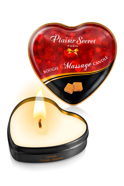 Plaisir Secret - Vela De Masaje de Caramelo- Pack 5 unidades
