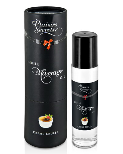 Plaisir Secret Aceite Masaje Flan 50ml.