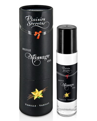 Plaisir Secret Aceite Masaje Vainilla 50ml.